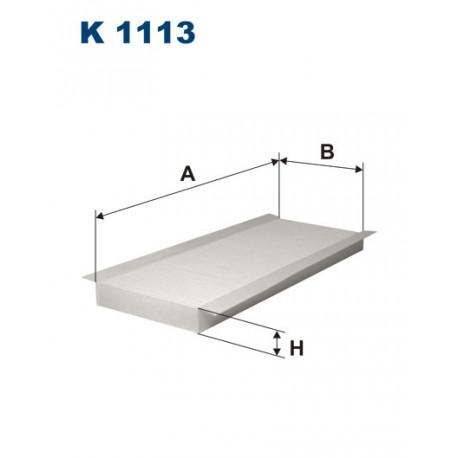 FILTRON FILTR KABINY K1113