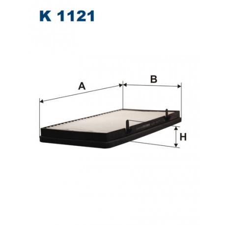 FILTRON FILTR KABINY K 1121
