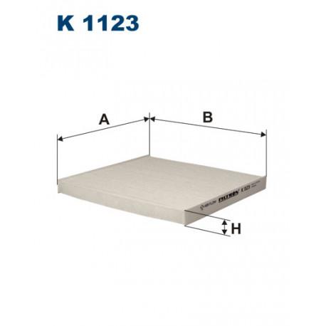 FILTRON FILTR KABINY K 1123