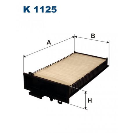 FILTRON FILTR KABINY K1125