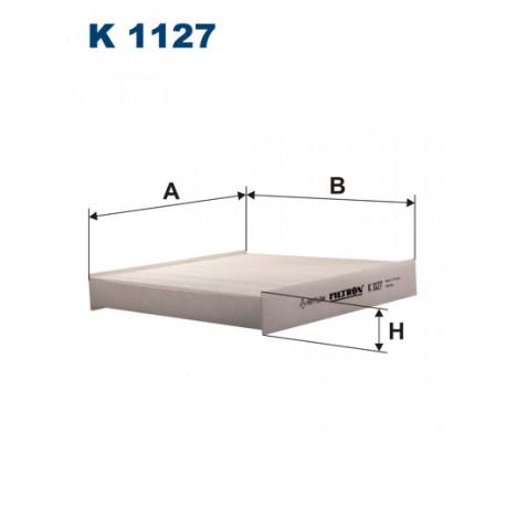 FILTRON FILTR KABINY K 1127