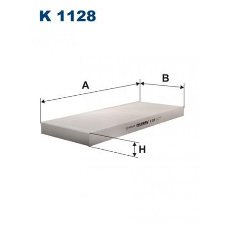 FILTRON FILTR KABINY K 1128
