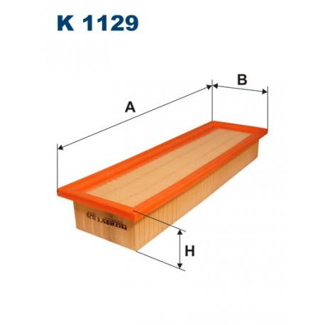 FILTRON FILTR KABINY K 1129