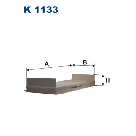 FILTRON FILTR KABINY K 1133