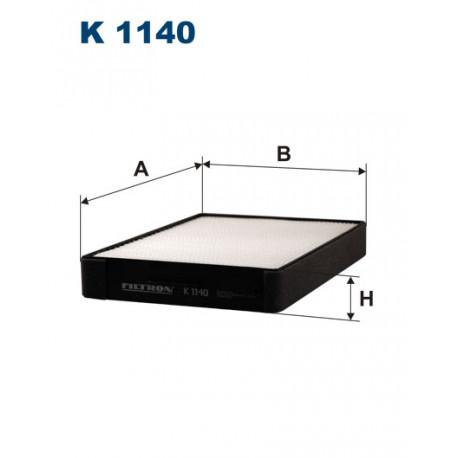 FILTRON FILTR KABINY K1140