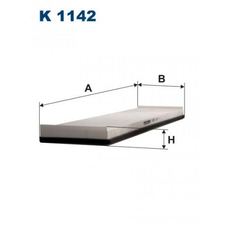 FILTRON FILTR KABINY K 1142