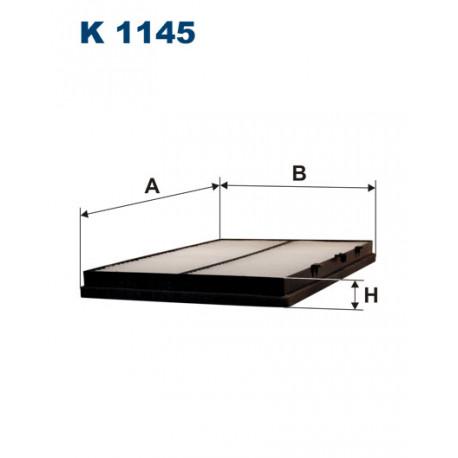 FILTRON FILTR KABINY K1145