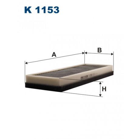 FILTRON FILTR KABINY K1153