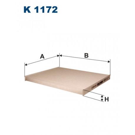 FILTRON FILTR KABINY K1172