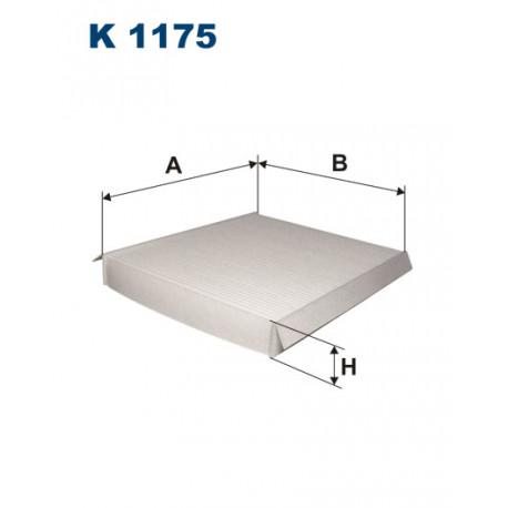FILTRON FILTR KABINY K1175