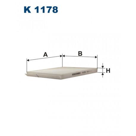 FILTRON FILTR KABINY K1178