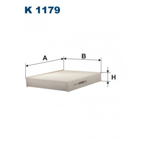 FILTRON FILTR KABINY K 1179-2X