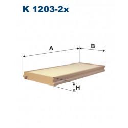 FILTRON FILTR KABINY K1203-2X