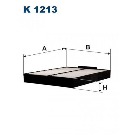 FILTRON FILTR KABINY K1213