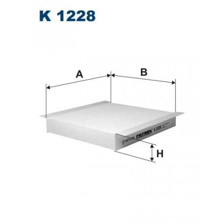 FILTRON FILTR KABINY K1228