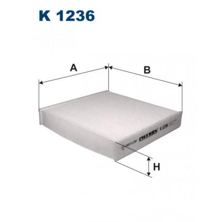 FILTRON FILTR KABINY K1236