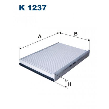 FILTRON FILTR KABINY K1237