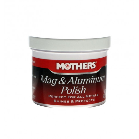 MOTHERS Mag & Aluminium Polish 141g