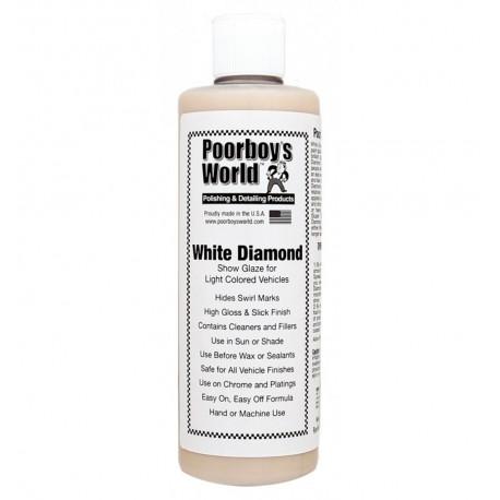 Potura POORBOY'S WORLD White Diamond Show Glaze 473ml