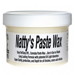 Wosk POORBOY'S WORLD Natty's Paste Wax White 227g