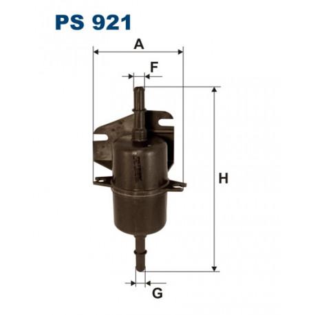 FILTRON FILTR PALIWA  FILTRON PS921