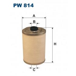 FILTRON FILTR PALIWA PW814
