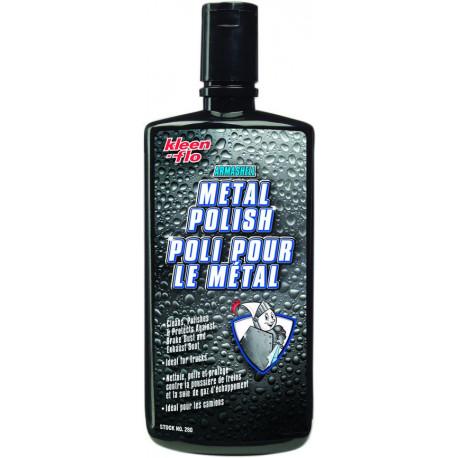 Środek do czyszczenia chromu i aluminium