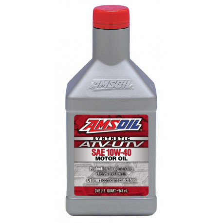 AMSOIL Synthetic ATV / UTV Motor Oil