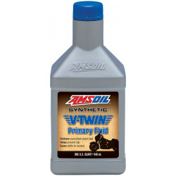 Amsoil Synthetic V-Twin Primary Fluid MVP