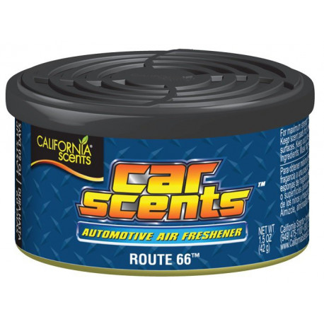 ZAPACH CALIFORNIA CAR SCENTS - wanilia