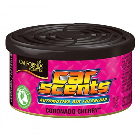 ZAPACH CALIFORNIA CAR SCENTS Coronado Cherry - Wiśnia