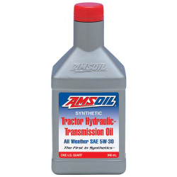 Olej przekładniowo-hydrauliczny AMSOIL UTTO (ATH) 5W30