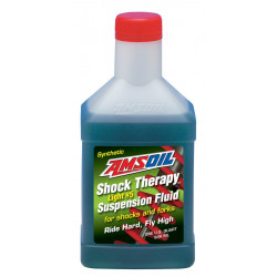 Amsoil Shock Therapy Suspension Fluid 5 Light