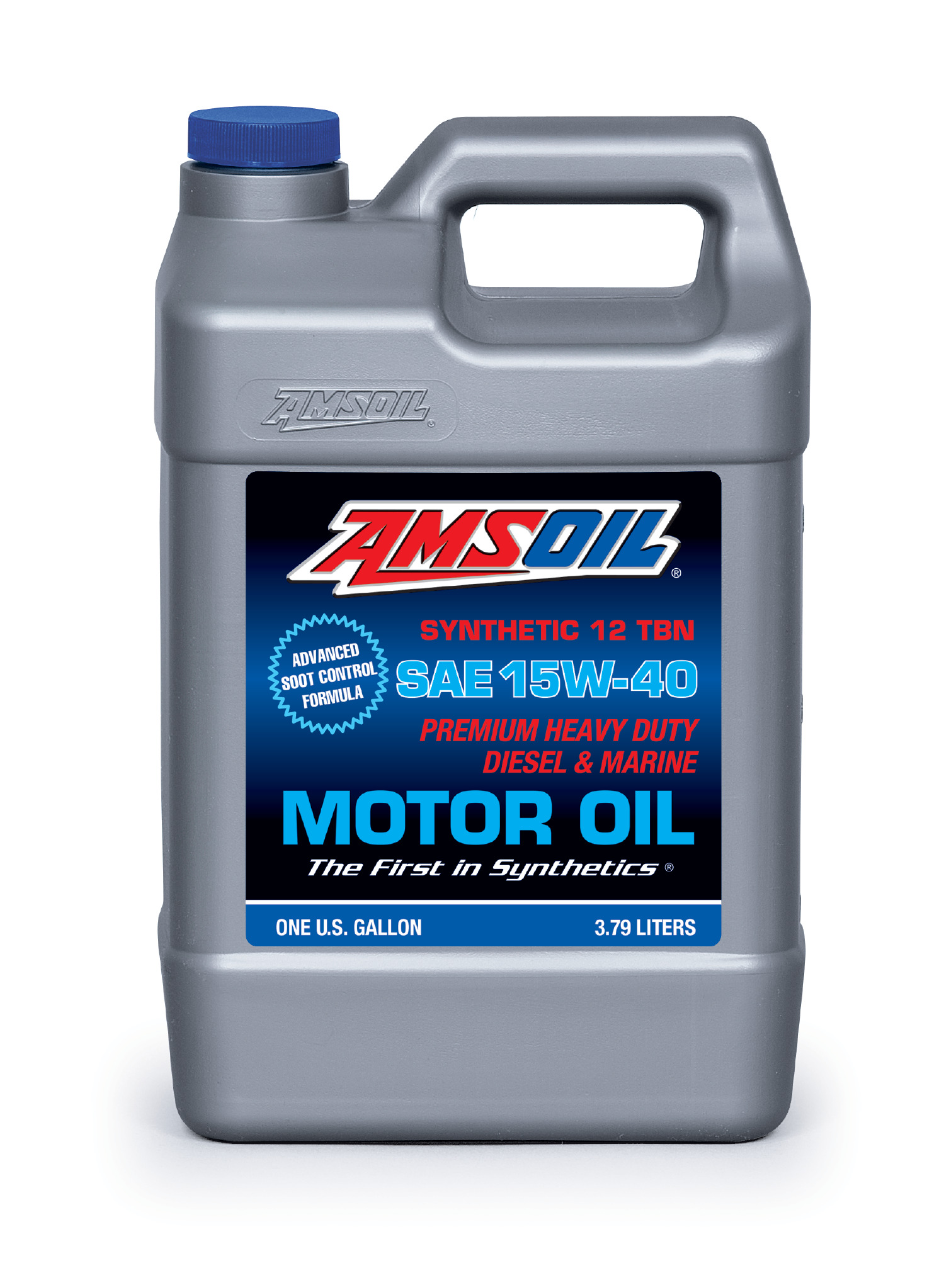 15w40 Diesel Oil >> Amsoil 15w 40 Synthetic Heavy Duty Diesel And Marine Oil Mm Store Chemia Samochodowa