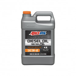 AMSOIL 5W40 Heavy-Duty Synthetic Diesel Oil ADO 3,78L