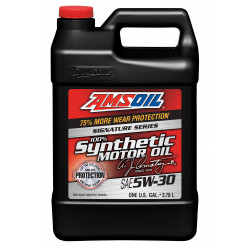 Amsoil Signature Series 5W30 100% Synthetic Oil
