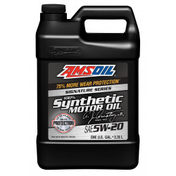 AMSOiL Signature Series 5W20 Synthetic Oil