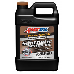 AMSOiL 0W30 100% Synthetic Oil