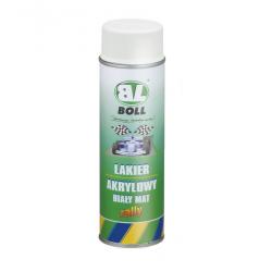 BOLL LAKIER AKRYLOWY BIAŁY MAT - spray 500 ml