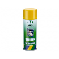BOLL-SILIKON DO USZCZELEK SPRAY 200ML