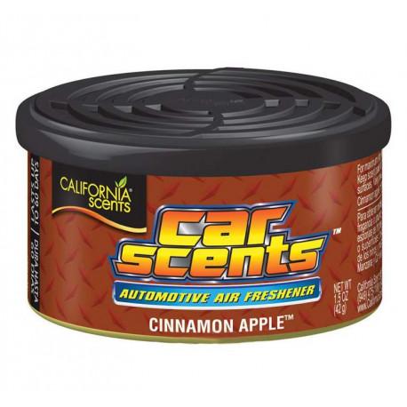 ZAPACH CALIFORNIA CAR SCENTS - Jabłko z cynamonem