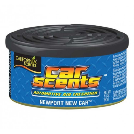 ZAPACH CALIFORNIA CAR SCENTS - New Car