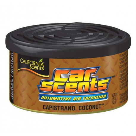 ZAPACH CALIFORNIA CAR SCENTS - Kokosowy