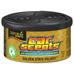 CALIFORNIA CAR SCENTS - Golden State Delight