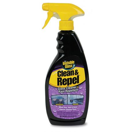 Płyn do czyszczenia szyb z repelentem Stoner - Clean & Repel