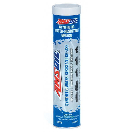 AMSOIL SMAR SYNTETYCZNY Water Resistant NLGI 2 (GWRCR) 397 g