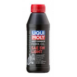 OLEJ LQM 5W FORK OIL MOTORBIKE 0,5L