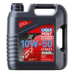 LIQUI MOLY OLEJ LQM 10W50 MOTORBIKE 4T RACE 4L