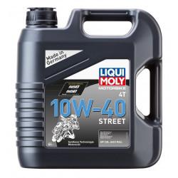 OLEJ LQM 10W-40 RACING 4T 4L STREET