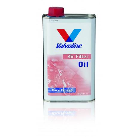 VALVOLINE AIRILTER OIL DO FILTROW POW 1L
